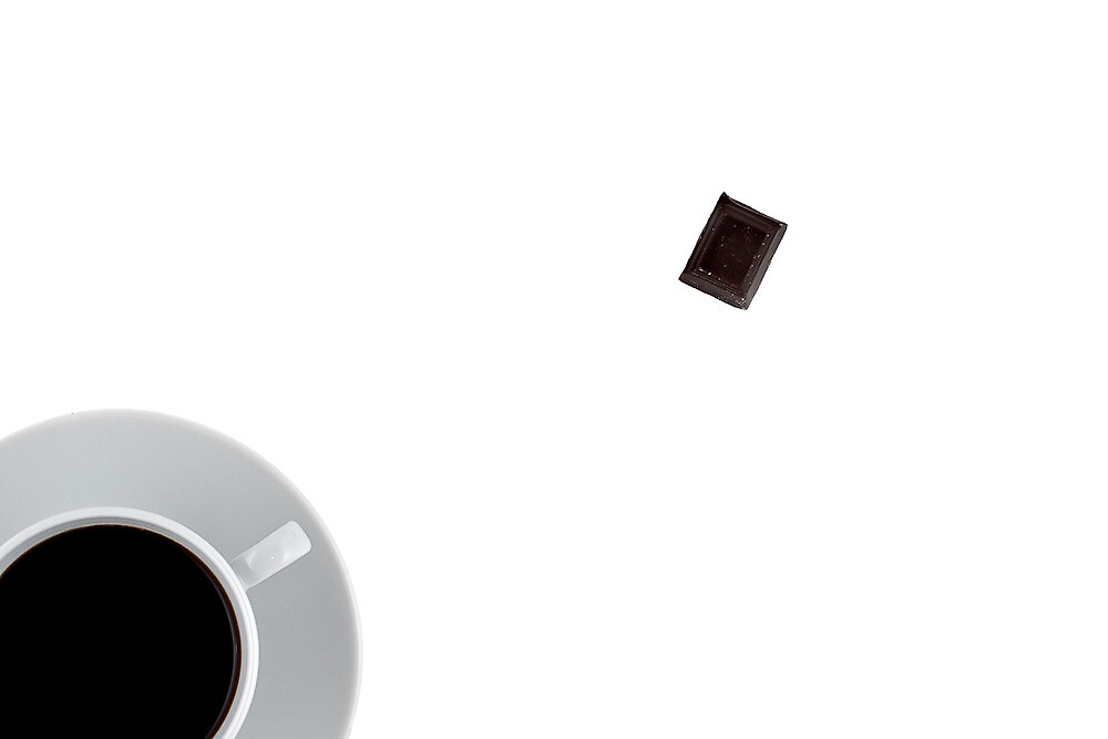 Coffee and chocolate by Gert Lavsen