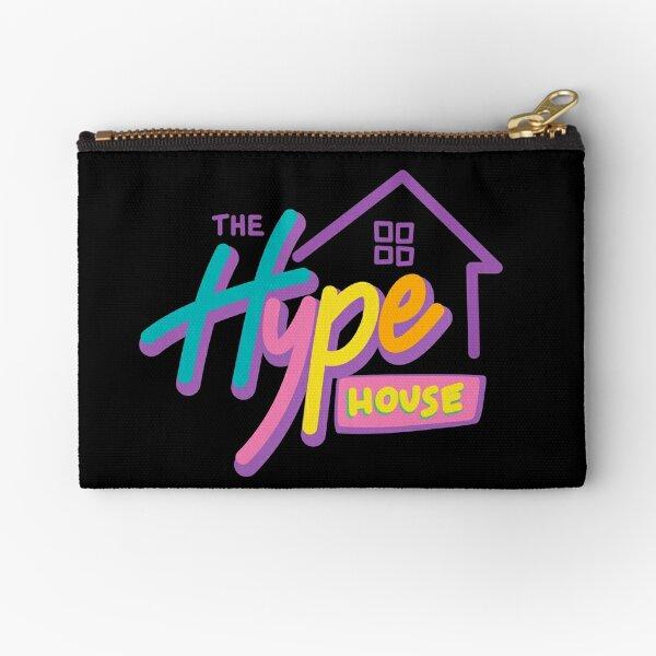 The Hype House Zipper Pouch