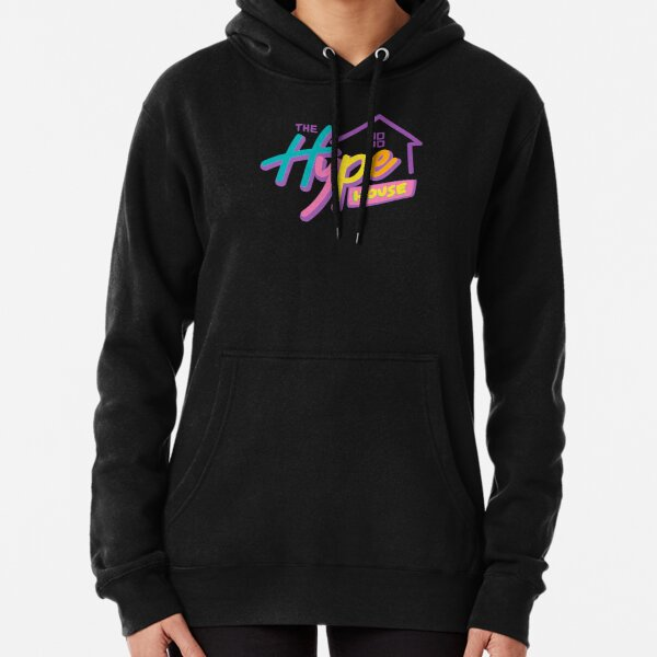 The Hype House Pullover Hoodie