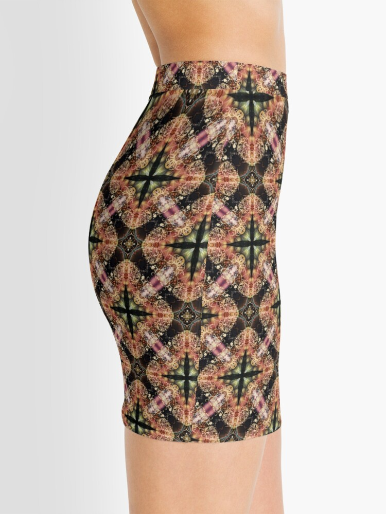 Alternate view of Kaleidoscope Kreations 1027 Mini Skirt
