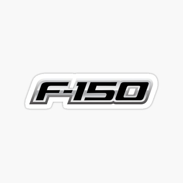 F-150 Sticker