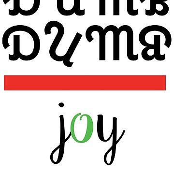 Red Velvet Joy Dumb Dumb 2 by mykl55