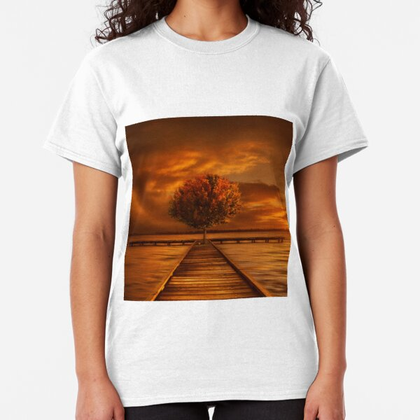 The Tree of Gratitude Classic T-Shirt