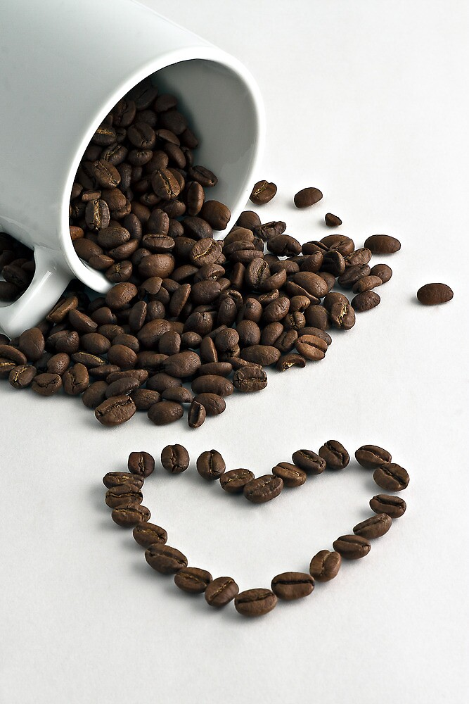Coffee Love by Gert Lavsen