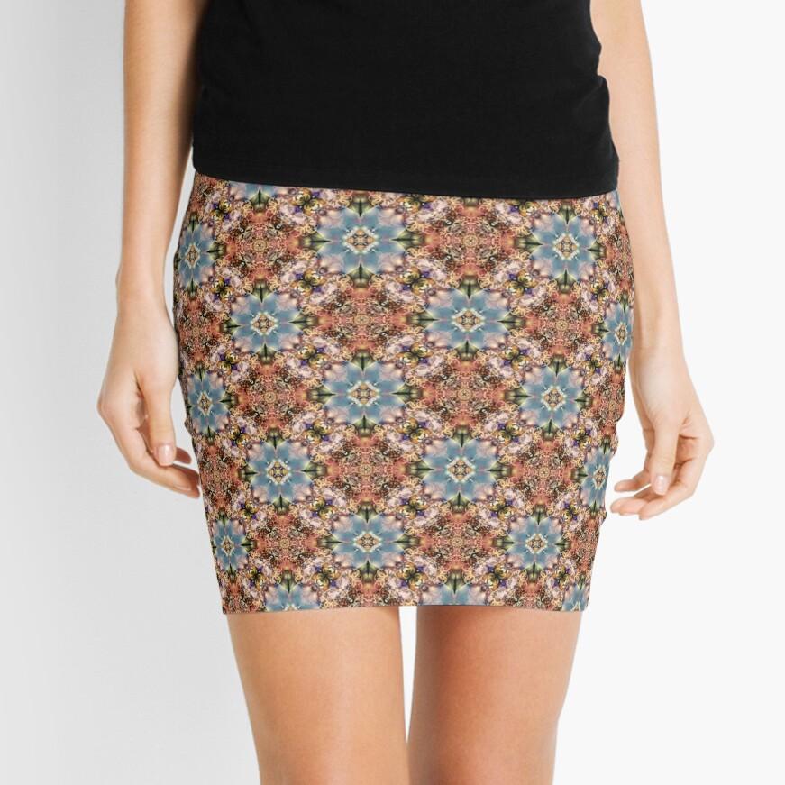 Kaleidoscope Kreation 1028 Mini Skirt
