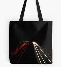 Motorway Long Exposure2  Tote Bag
