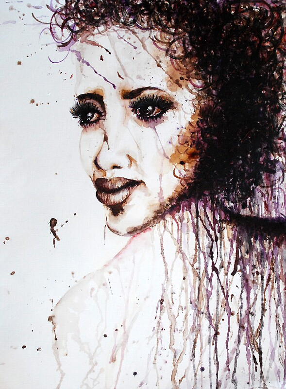 Powerful Gaze - Revised by Monica Galletto