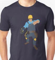 TF2 - BLU Engineer T-Shirt