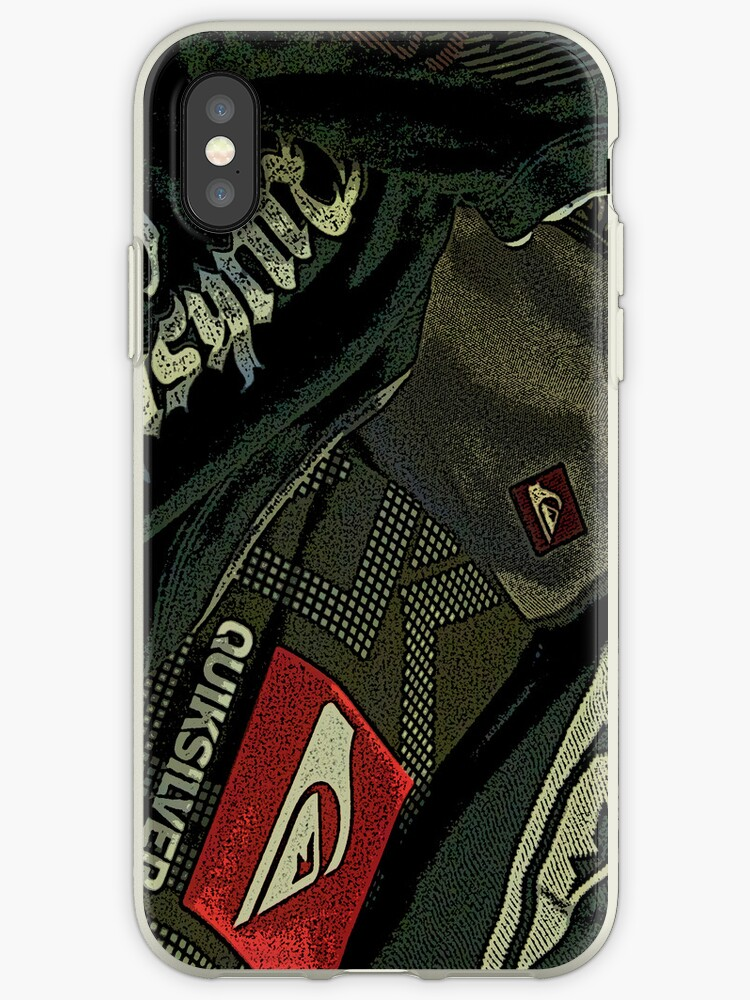 Quicksilver Iphone Case 3 by victis