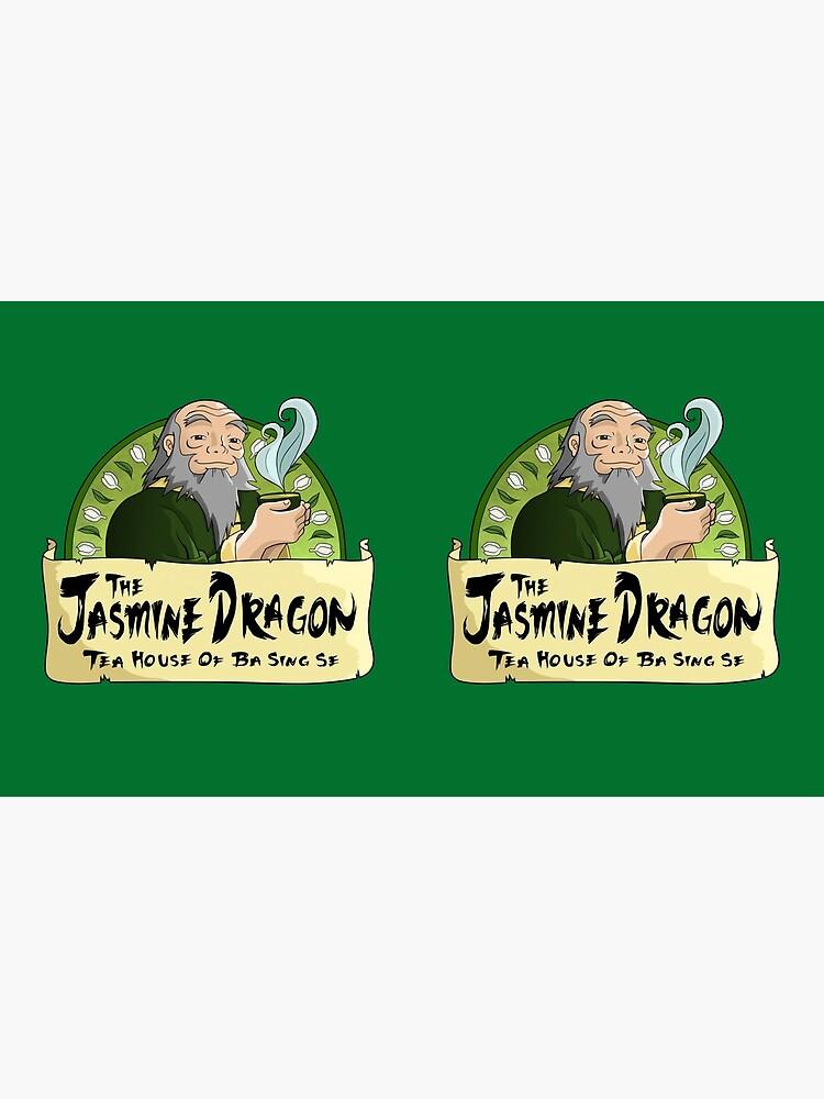 The Jasmine Dragon Tea House by leelasummers