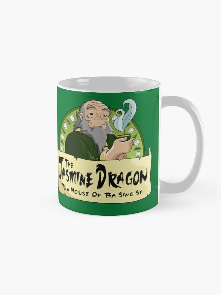 Alternate view of The Jasmine Dragon Tea House Mug