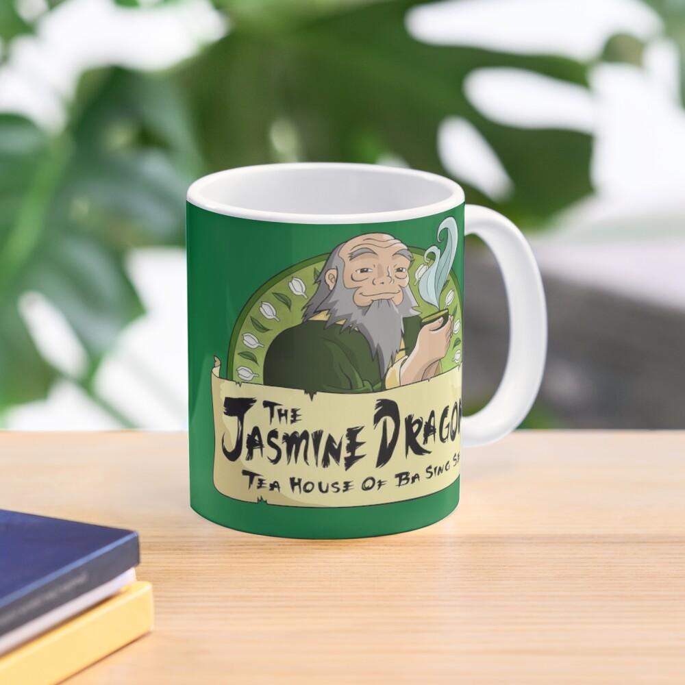 The Jasmine Dragon Tea House Mug