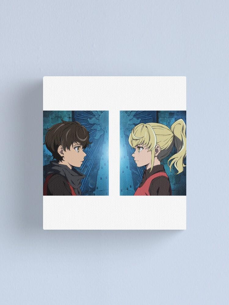 Impression 2020 Anime Of God Shonen Manga TowerI S Poster Gift For Home Decor Wall Art Print Poster