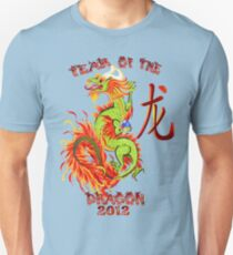 Year Of The Dragon-2012 Unisex T-Shirt