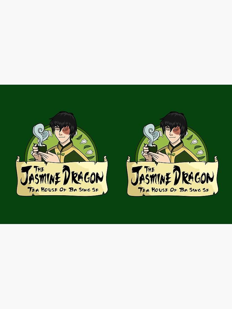 The Jasmine Dragon Tea House - With Prince Zuko by leelasummers