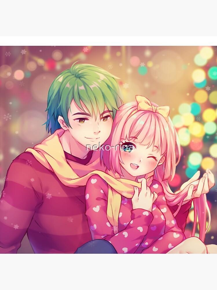 Tangled Christmas by neko-rina