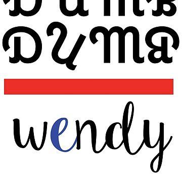 Red Velvet Wendy Dumb Dumb 2 by mykl55