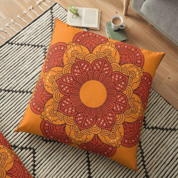 Mandala 1 Cojines de suelo