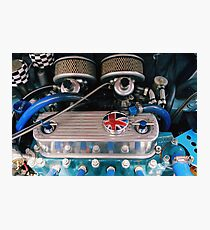 The Great British Engine Photographic Print