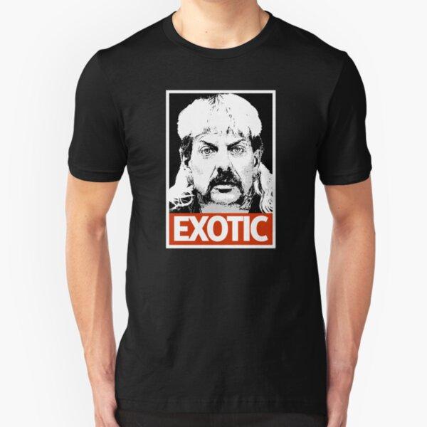 joe exotic Slim Fit T-Shirt