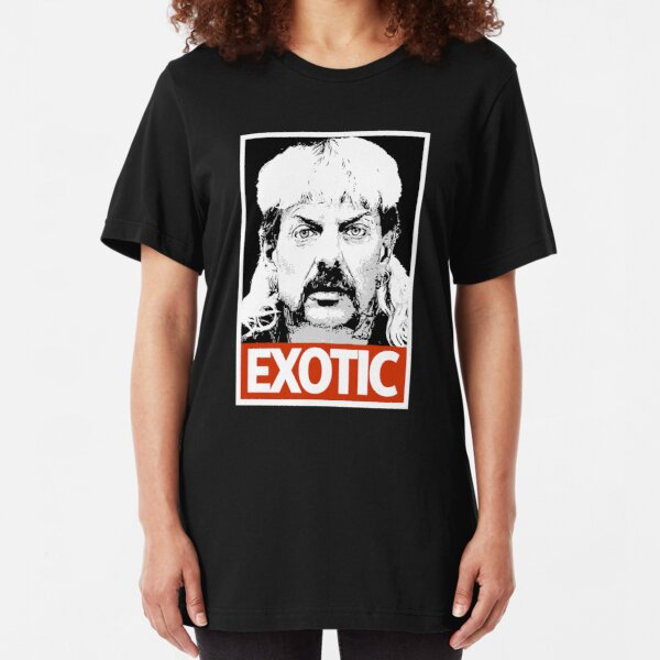 joe exotic Slim Fit T-Shirt