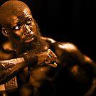 Bronze Man by BlackRussian