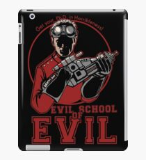Dr. Horrible's Evil School of Evil iPad Case/Skin