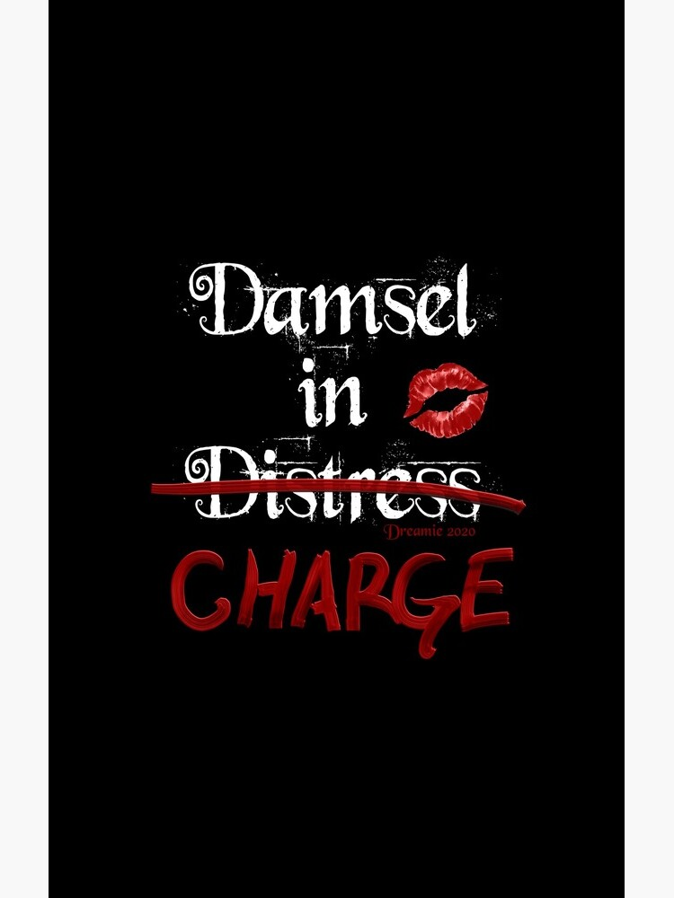 Damsel in Charge by dreamie09