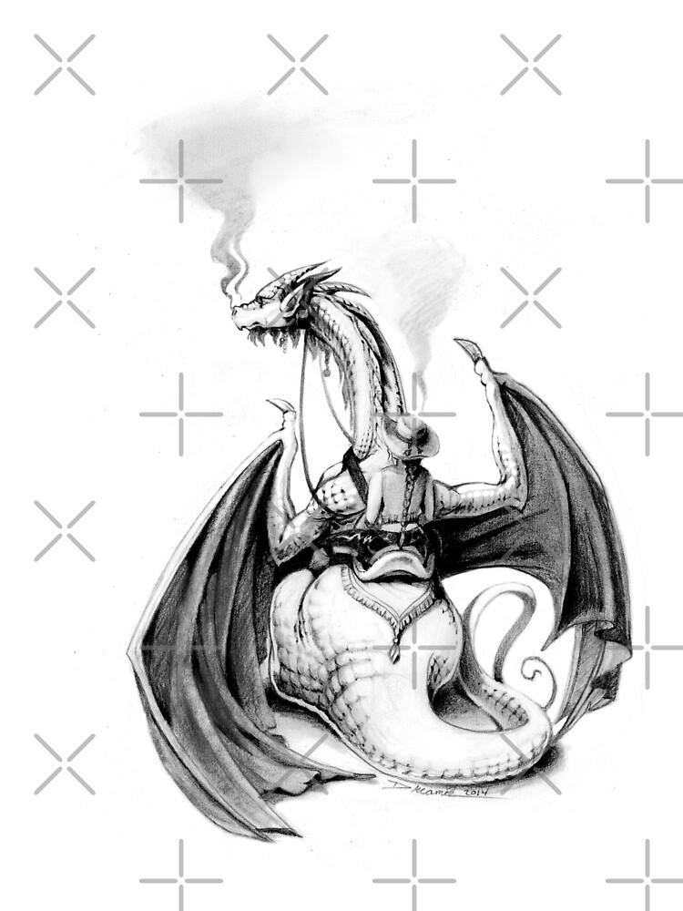 DragonGirl by dreamie09