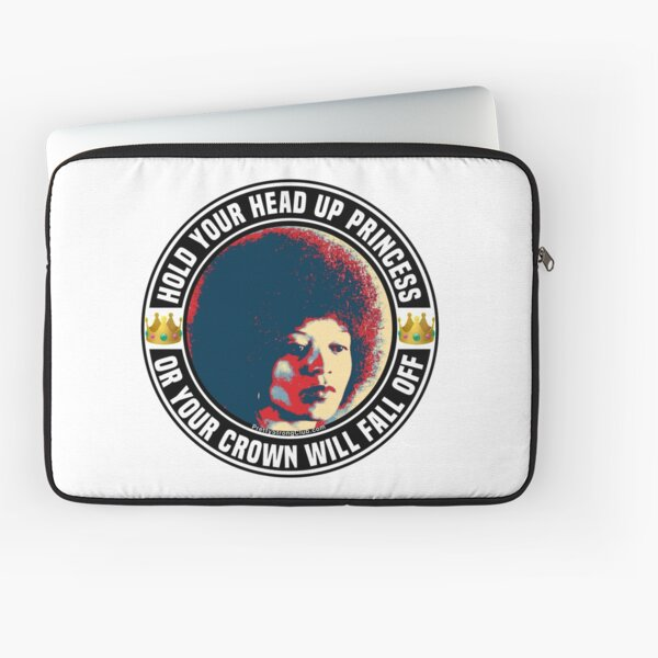 Hold Your Head Up Princess Laptop Sleeve