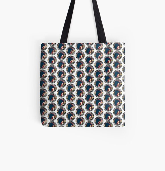 Hold Your Head Up Princess All Over Print Tote Bag