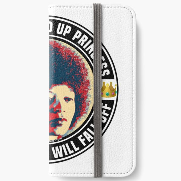 Hold Your Head Up Princess iPhone Wallet