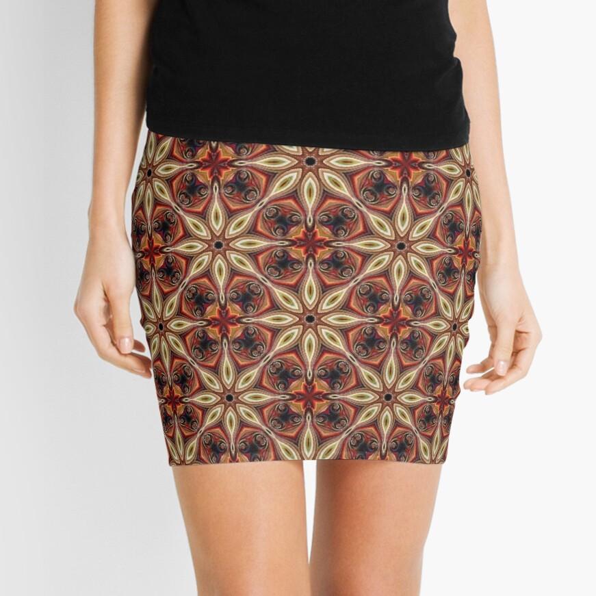 Kaleidoscope Kreation 1031 Mini Skirt