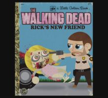 Unlikley Little Golden Book: The Walking Dead