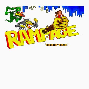Rampage by Enginekid