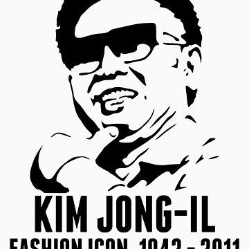 Kim Jong-il dies, fashion icon 1942 - 2011 by kimjongil