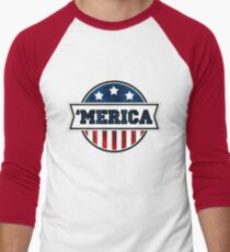 'MERICA T-Shirt. America. Jesus. Freedom. - The Campaign T-Shirt