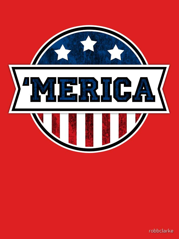 TShirtGifter presents: 'MERICA T-Shirt. America. Jesus. Freedom. - The Campaign   Unisex T-Shirt