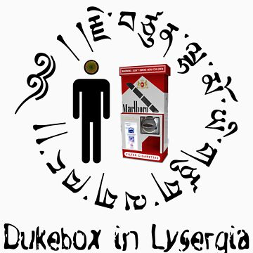 Dukebox in Lysergia by Quark23