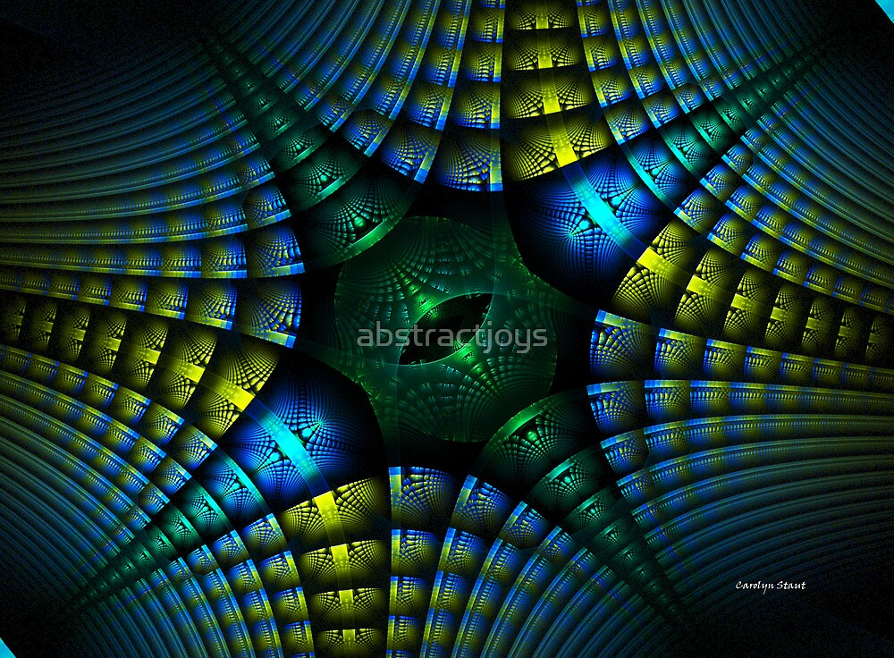 Flamboyant Ornament by abstractjoys