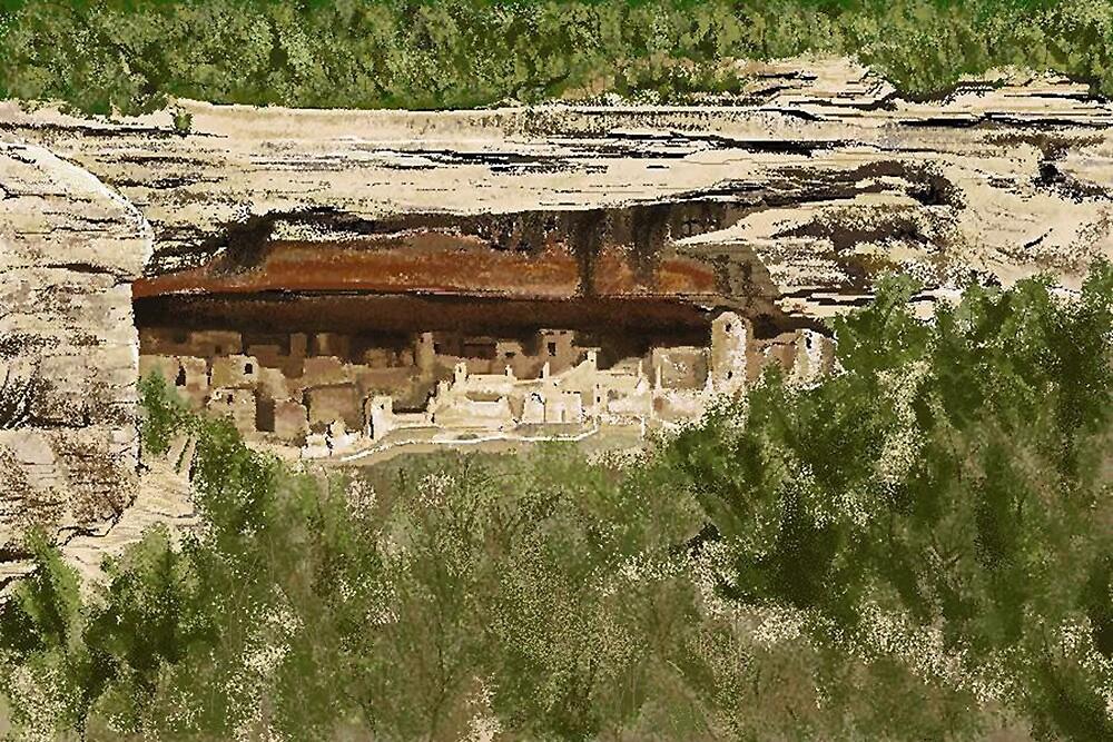 Mesa Verde by Carole Boyd