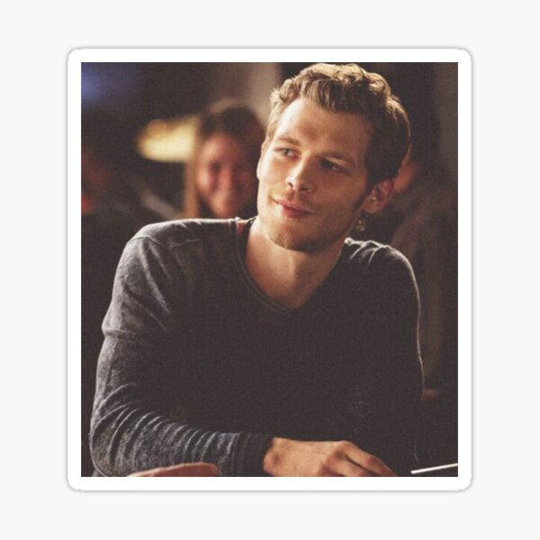 Klaus mikaelson the originals  Sticker