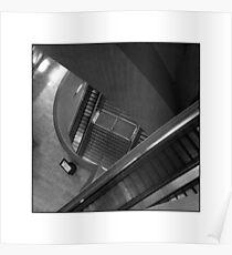 Gehry/Escher Poster