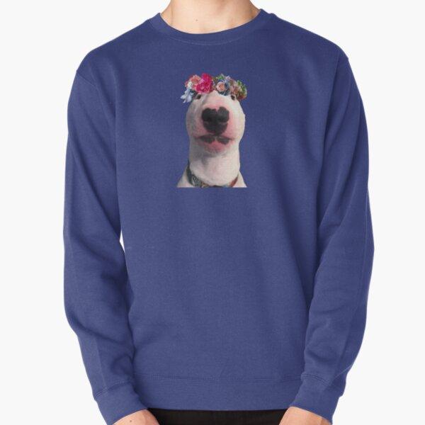 @PupperNelson: Flower Child Pullover Sweatshirt