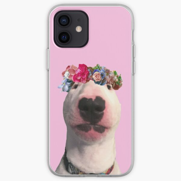 @PupperNelson: Flower Child iPhone Soft Case