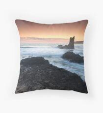 """""""Cathedral Rocks"""" ∞ Kiama, NSW - Australia Throw Pillow"""
