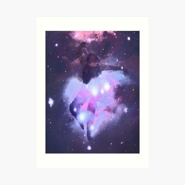 Stardance Art Print