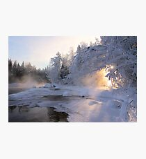 Good Morning Sun Photographic Print