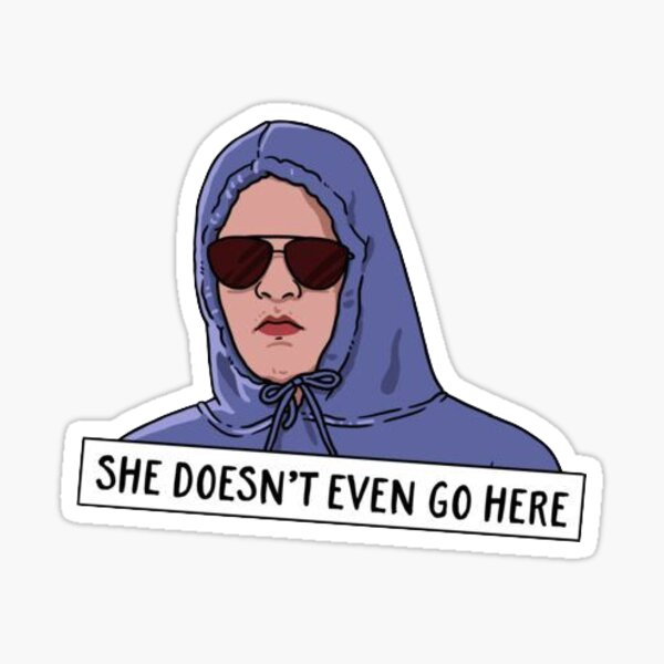 Mean Girls Meme Sticker