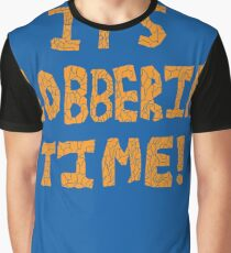 It's Clobberin' Time! Graphic T-Shirt